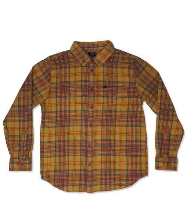 DARK SEAS Zion Flannel Shirt