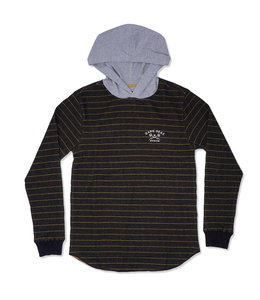 DARK SEAS ACADIA HOODED KNIT