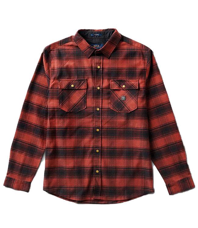 ROARK Alpinist Flannel Shirt