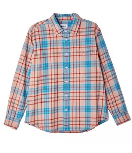 OBEY LESTER FLANNEL SHIRT