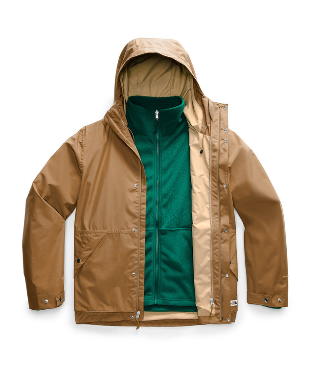 THE NORTH FACE Bronzeville Triclimate Jacket