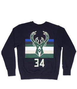 NIKE BUCKS GIANNIS STATEMENT EDITION CREWNECK