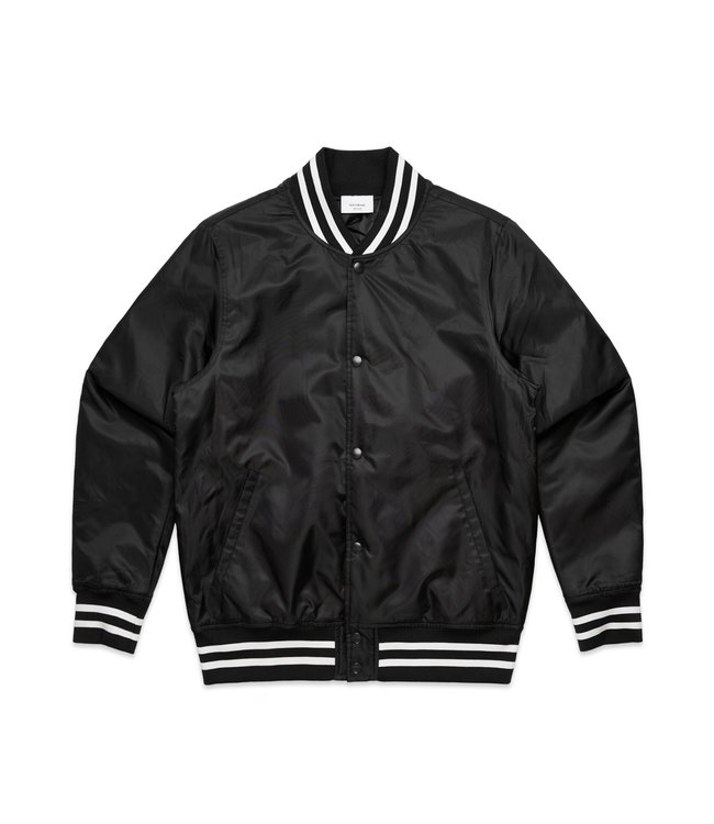 ASCOLOUR College Bomber Jacket