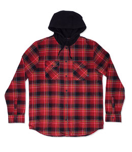 VANS PARKWAY HOODED FLANNEL