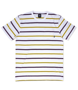 VANS MEN'S CONDIT STRIPE POCKET TEE