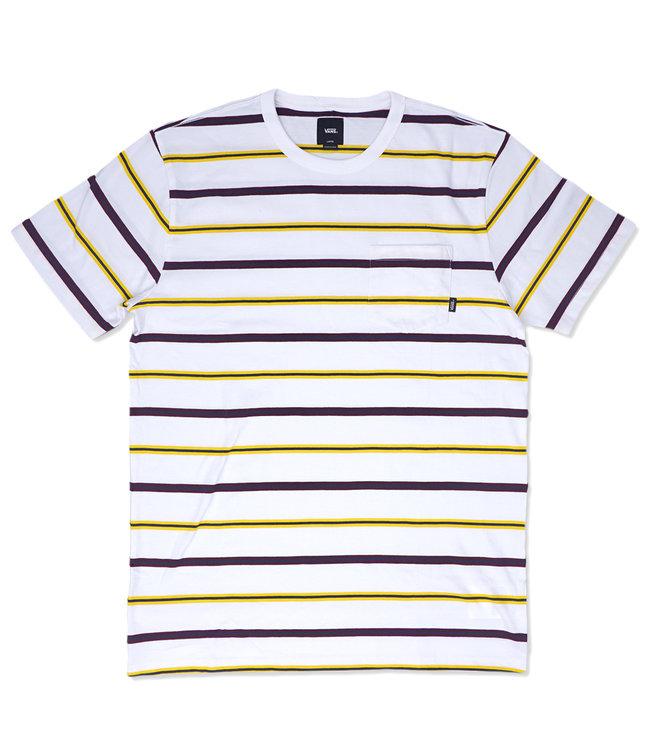 VANS Men's Condit Stripe Pocket Tee