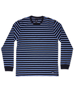 VANS AWBREY II STRIPE LONG SLEEVE SHIRT