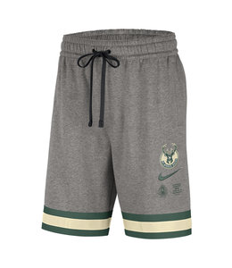 NIKE BUCKS COURTSIDE FLEECE SHORT