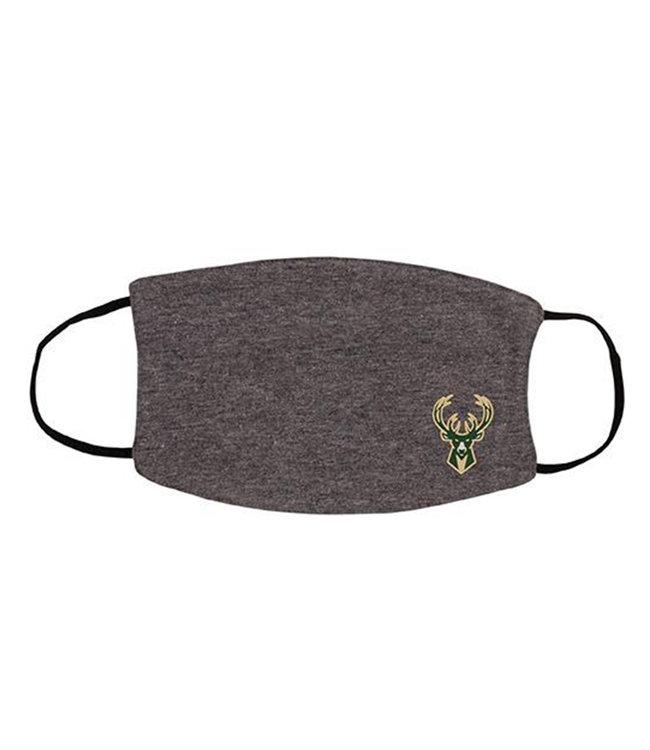 SPORTIQUE Bucks Icon Logo Face Mask