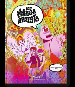 100 MANGA ARTIST BOOK