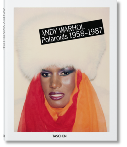 INGRAM PUBLISHING ANDY WARHOL POLAROIDS 1958-1987 BOOK