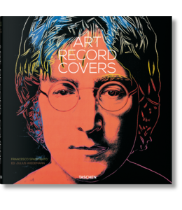 ART RECORD COVERS BOOK