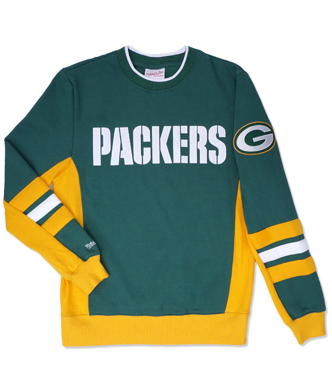 MITCHELL AND NESS Packers Home Town Champs Crew