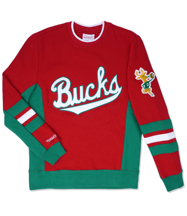MITCHELL AND NESS Bucks Home Town Champs Crew