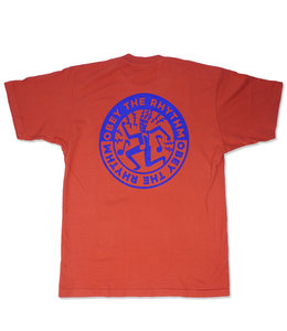 OBEY THE RHYTHM ORGANIC TEE