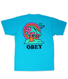 OBEY HAPPY LAND TEE