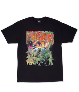COLD WORLD RIP DINOSAURS TEE