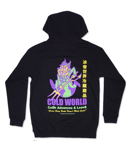 COLD WORLD CASH OUT PULLOVER HOODIE