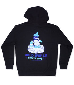 COLD WORLD ICE WORLD PULLOVER HOODIE
