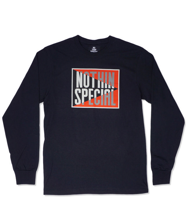 NOTHIN'SPECIAL Lucky Long Sleeve Tee