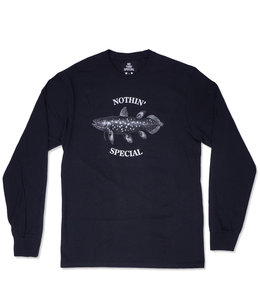 NOTHIN'SPECIAL COELACANTH LONG SLEEVE TEE