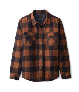 BRIXTON BOWERY LINED FLANNEL SHIRT