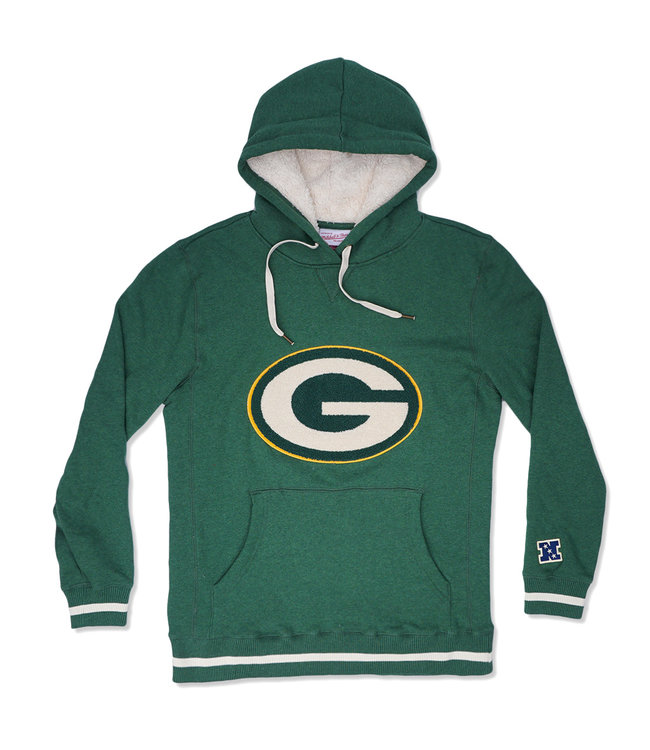 MITCHELL AND NESS Packers Home Stretch Hoodie