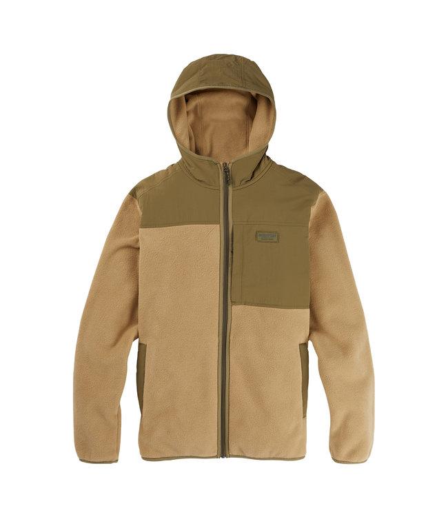 BURTON Hearth Hooded Full-Zip Fleece