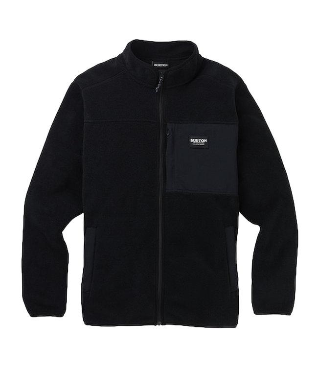 BURTON Hearth Full-Zip Fleece