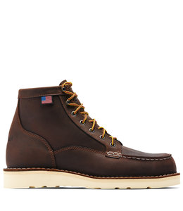 "DANNER BULL RUN MOC TOE 6"" BOOT"