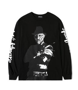 THE HUNDREDS X NIGHTMARE ON ELM STREET FREDDY LS TEE