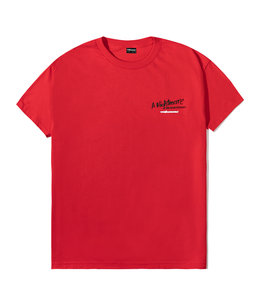 THE HUNDREDS X NIGHTMARE ON ELM STREET COVER TEE