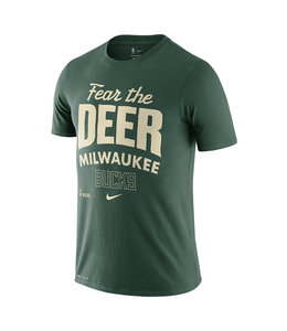 NIKE BUCKS TEAM MANTRA TEE