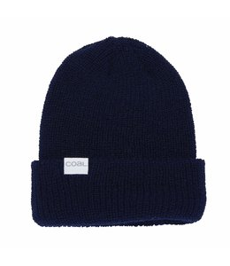 COAL STANLEY SOFT KNIT CUFF BEANIE