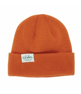 COAL UNIFORM LOW KNIT CUFF BEANIE