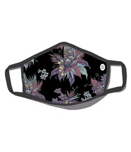 STANCE FLORALITY REVERSIBLE FACE MASK