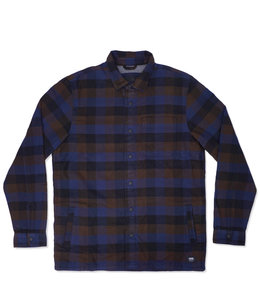 VANS OLSON LINED FLANNEL SHIRT