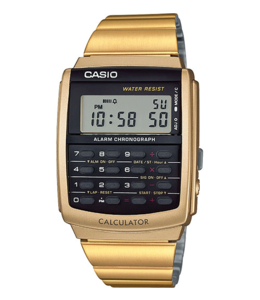 G-SHOCK CA506G-9AVT CALCULATOR