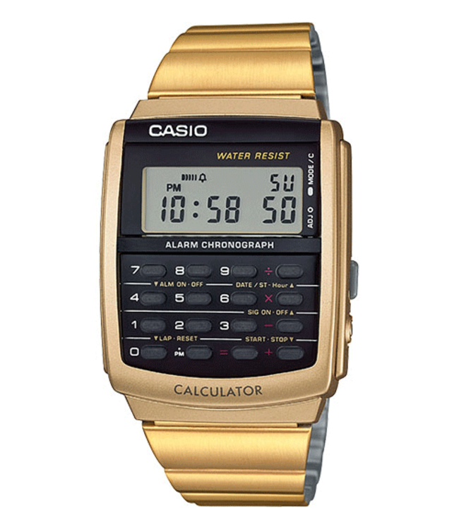 G-SHOCK CA506G-9AVT Calculator