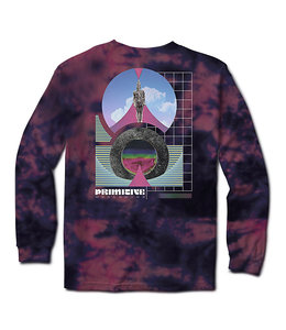 PRIMITIVE REVOLVER LONG SLEEVE TEE
