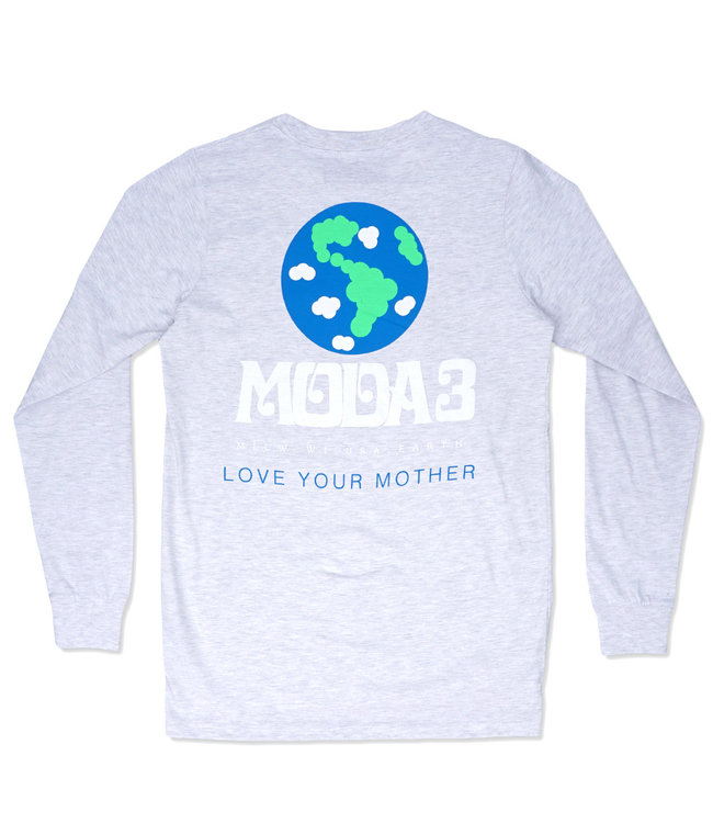 MODA3 Mother Long Sleeve Tee