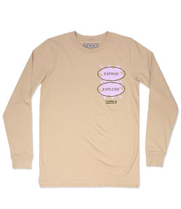 MODA3 EXPLORE LONG SLEEVE TEE