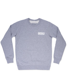 MODA3 BOX OUTLINE  CREWNECK SWEATSHIRT