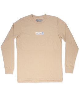 MODA3 MINI BOX LOGO LONG SLEEVE TEE