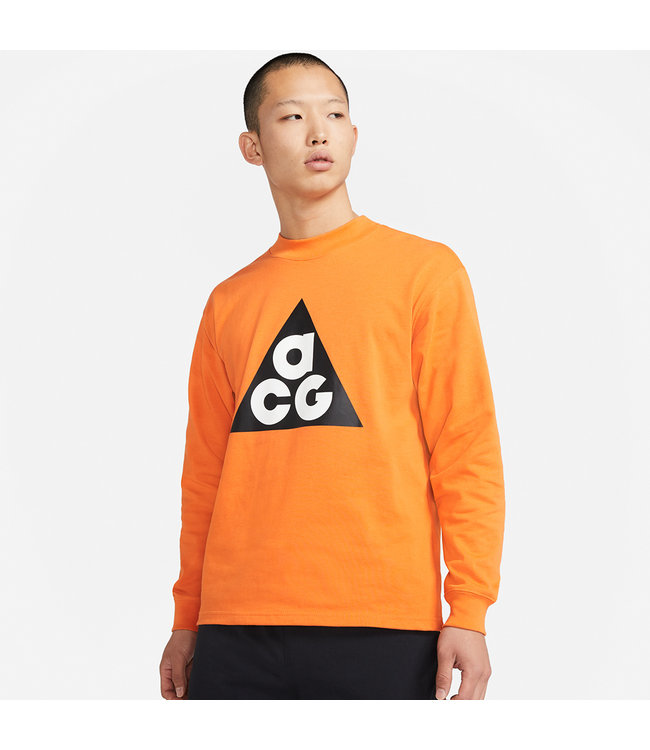 NIKE ACG Big Logo Long Sleeve Tee