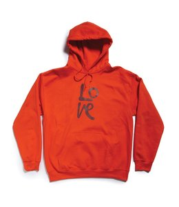 THE QUIET LIFE LOVE PULLOVER HOODIE
