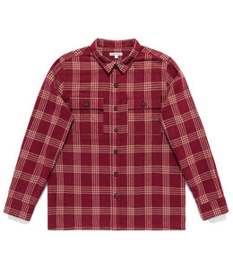 BANKS JOURNAL OBLIVIOUS WOVEN SHIRT
