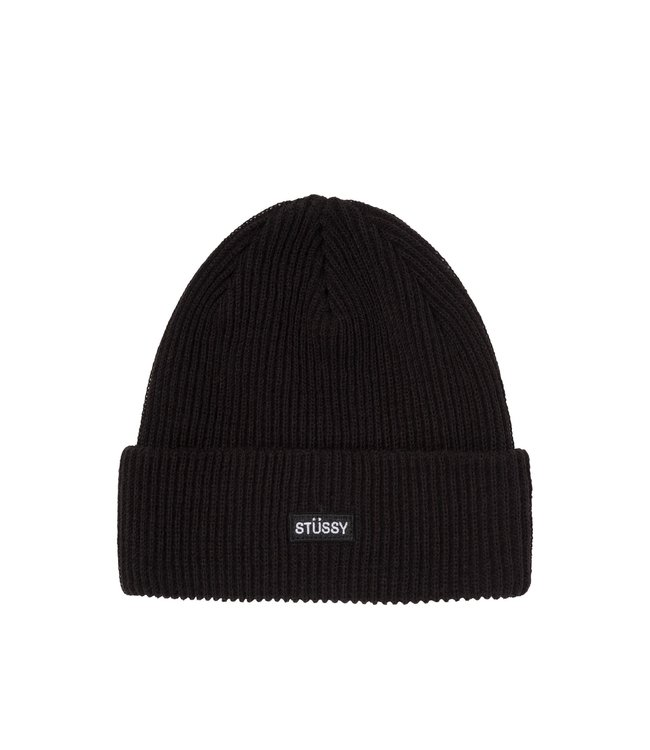 STUSSY Small Patch Watchcap Beanie
