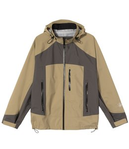 STUSSY TAPED SEAM RAIN SHELL JACKET