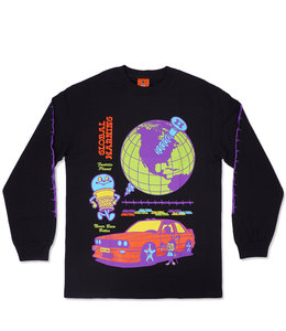 COLD WORLD GLOBAL WARNING LONG SLEEVE TEE